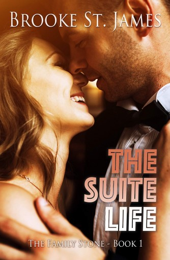 The Suite Life (The Family Stone Book 1) by St. James, Brooke