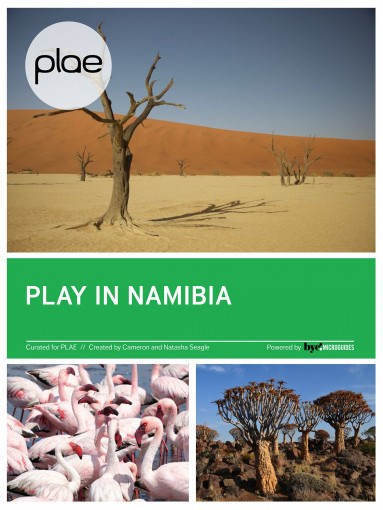 Play in Namibia (PLAE) by Natasha Alden