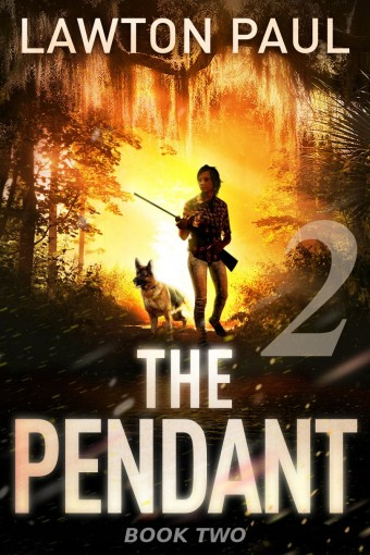 The Pendant Book 2: A Paranormal Murder Mystery (The Angela Fleetwood Paranormal Mystery Series) by Lawton Paul