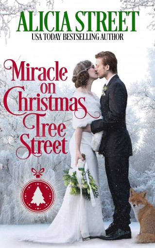 Miracle on Christmas Tree Street: A Holiday Luv Novella by Alicia Street