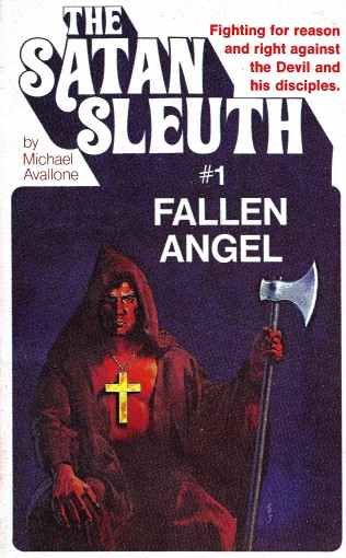 Fallen Angel (Satan's Sleuth Book 1) by Michael Avallone