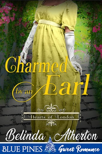 Charmed by an Earl (Hearts of London Book 1) by Belinda Atherton