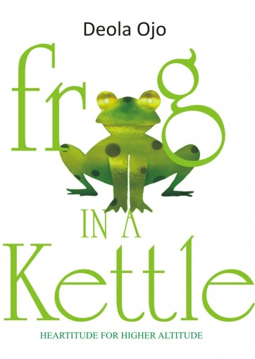 FROG IN A KETTLE : HEARTITUDE FOR HIGHER ALTITUDE by DEOLA OJO
