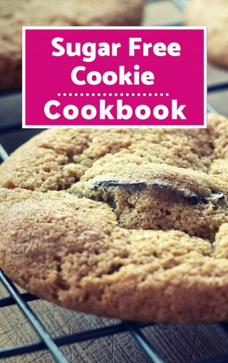 Sugar Free Cookie Cookbook: Delicious Sugar Free Diet Cookie Recipes For Losing Weight! by Lisa Medows