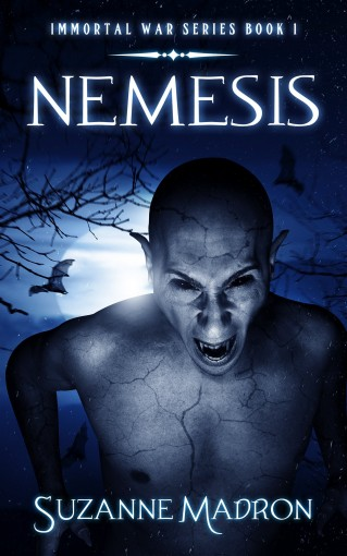 Nemesis: Immortal War Series:  Book 1 by Suzanne Madron