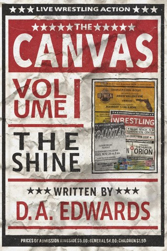 The Canvas, Volume I – The Shine by D. A. Edwards
