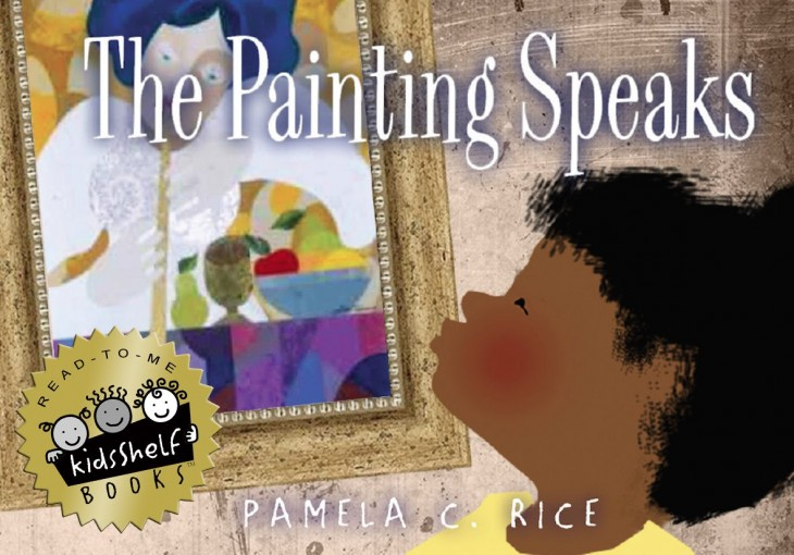 The Painting Speaks by Pamela C. Rice