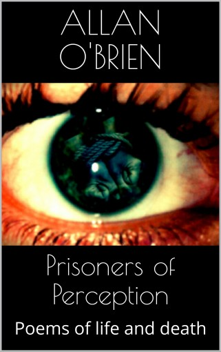 Prisoners of Perception: Poems of life and death (Chapbook) by Allan O'Brien