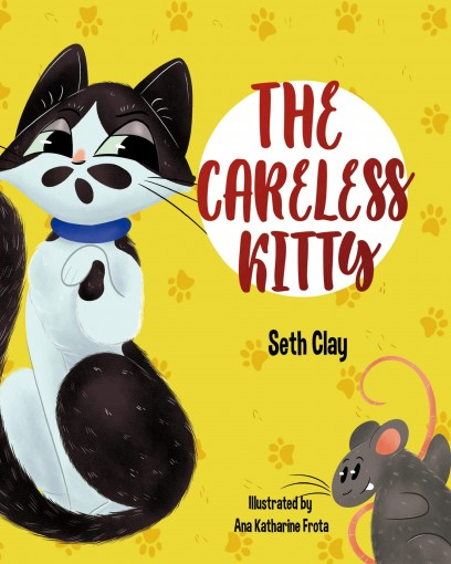 The Careless Kitty by Seth Clay