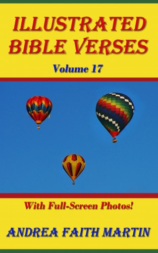 Illustrated Bible Verses: Volume 17 by Andrea Faith Martin