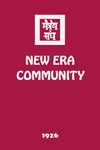 New Era Community by Agni Yoga Society