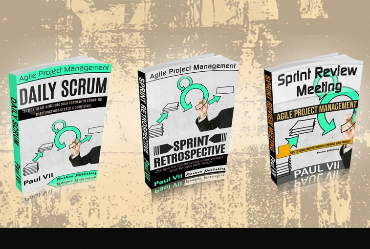 Scrum Master: Scrum Events ( Box set ), Daily Scrum, Agile Retrospectives, Sprint Review (scrum master, scrum, agile development, agile software development) by Paul VII