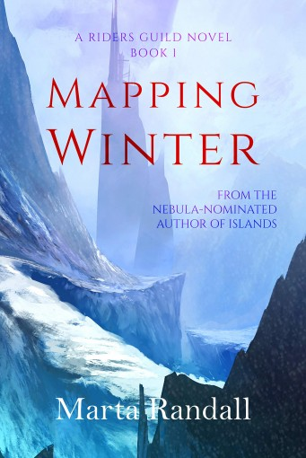 Mapping Winter (Riders Guild Book 1) by Marta Randall