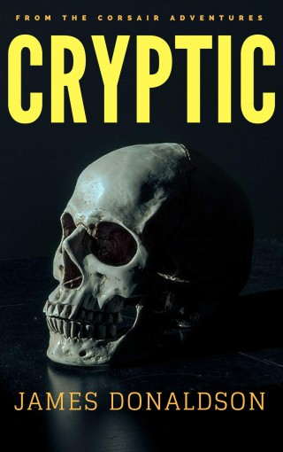 CRYPTIC by James Donaldson