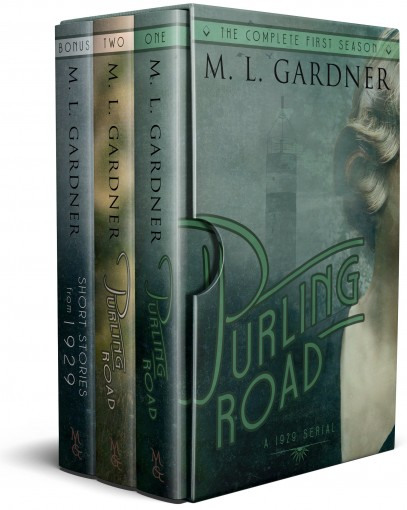 Purling Road: The Boxed Set: A 1929 Serial by M.L. Gardner