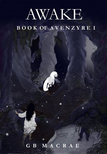 Awake (Book of Avenzyre 1) by GB MacRae