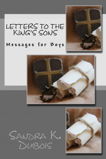 Letters to the King's Sons: Messages for Boys by Sandra Dubois