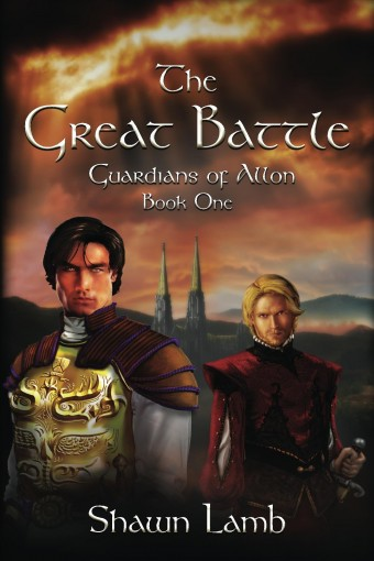 The Great Battle (Guardians of Allon Book 1) by Shawn Lamb