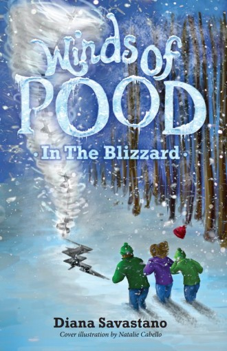 Winds of Pood (In the Blizzard Book 2) by Diana Savastano