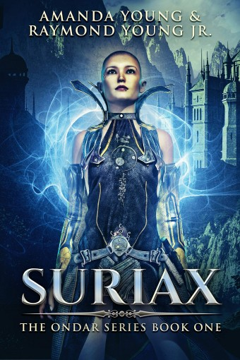 Suriax: Law And Morality In A World Of Magic And Gods (Ondar Series Book 1) by Amanda Young