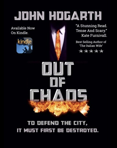 Out Of Chaos by John Hogarth