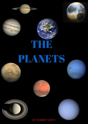 solor system: Picture book of the planets with information on all the planets in our solar system by robert doty
