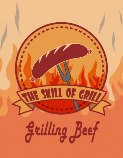 The Skill of Grill: Grilling Beef- An Essential Guide to Grilling The Right Way by Shawn Williams