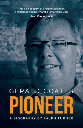 Gerald Coates Pioneer by Ralph Turner
