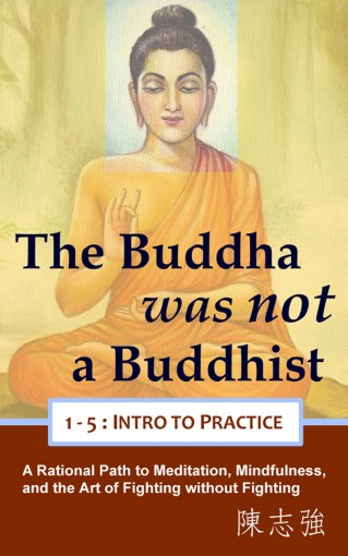 The Buddha was not a Buddhist (1-5: Intro to Practice): A Rational Path to Meditation, Mindfulness, and the Art of Fighting without Fighting by Zhi-qiang Chen