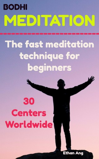 Bodhi Meditation: The Fast Meditation Technique For Beginners by Ethan Ang