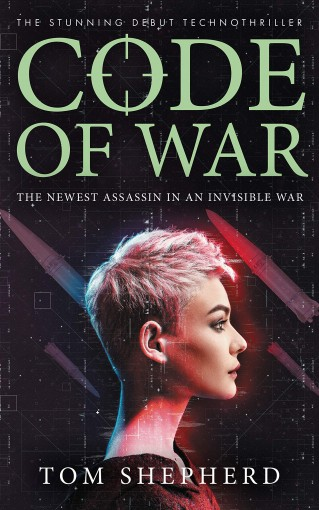 Code of War by Tom Shepherd
