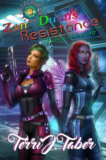 Zan Duun's Resistance (Planets of Equality Book 1) by Terri J. Taber