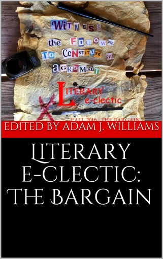 Literary e-clectic: The Bargain by Adam J. Williams