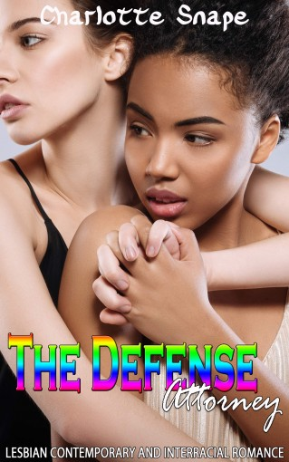 The Defense Attorney: Lesbian Contemporary and Interracial Romance by Charlotte Snape