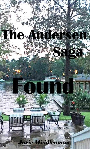 Found – The Andersen Saga (The Andersens Book 4) by Jacie Middlemann