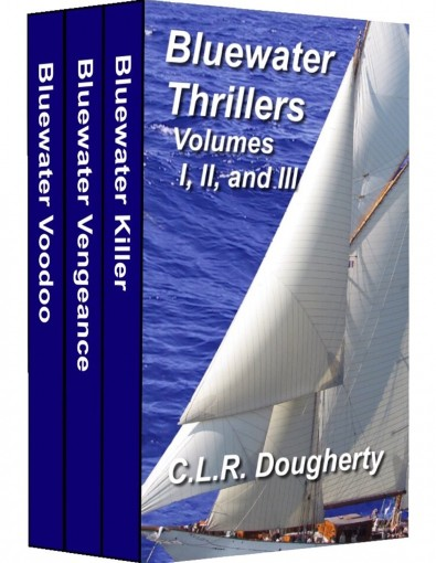 Bluewater Thrillers Boxed Set Books 1 – 3 by Charles Dougherty