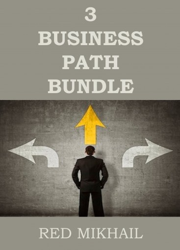3 BUSINESS PATH BUNDLE: EBAY SELLING – UDEMY TEACHING – FOREIGN AFFILIATE MARKETING by Red M