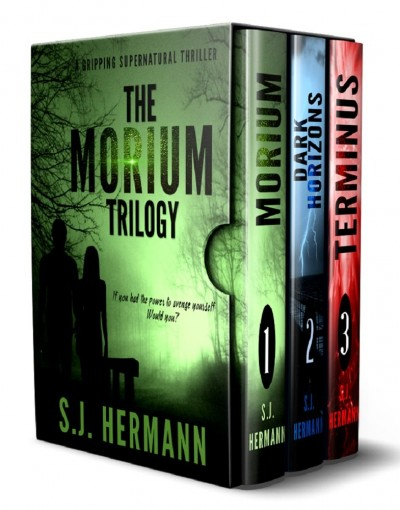 The Morium Trilogy. The complete series by S.J. Hermann