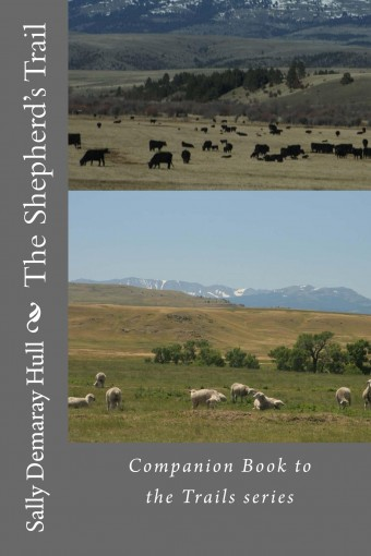 The Shepherd's Trail (Trails Book 5) by Sally Hull