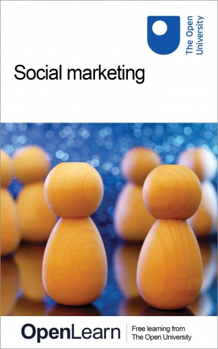 Social marketing by The Open University