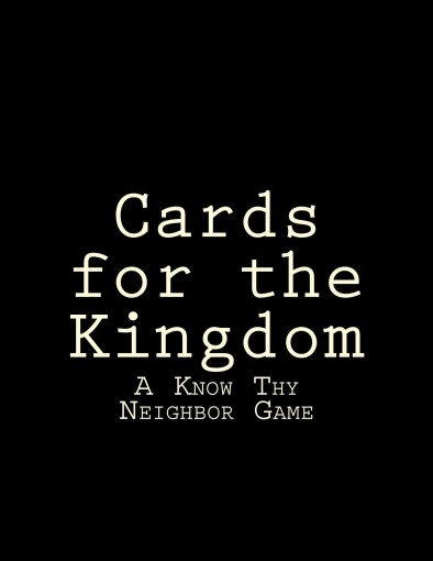 Cards for the Kingdom by Jay Ross